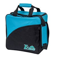Brunswick Target Zone Single Aqua/Black Bowling Bags