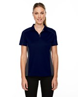 Ash City Womens Fuse Polo Classic Navy