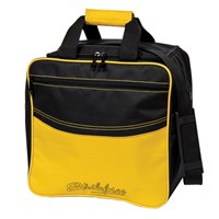 KR Kolors Single Tote Yellow Bowling Bags