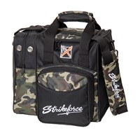 KR Strikeforce Flexx Single Tote Camo Bowling Bags