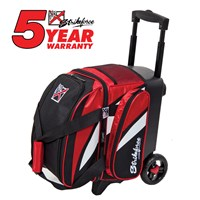 KR Cruiser Single Roller Red/White/Black Bowling Bags