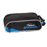 Brunswick Team Brunswick Shoe Bag Black/Cobalt Bowling Shoes