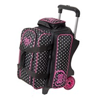 DV8 Diva Double Roller Dots Bowling Bags