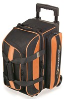 Storm Streamline 2 Ball Roller Black/Orange Bowling Bags