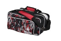 Roto Grip 2 Ball Tote Plus Black/Red Camo Bowling Bags