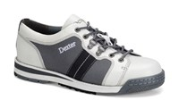 Dexter Men's SST Tank White/Grey/Black Right Hand Wide Width Bowling Shoes