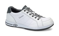 Dexter Womens Deanna White/Grey Right Hand Bowling Shoes