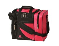 Ebonite Impact Single Black/Pink Bowling Bags