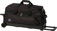 Ebonite Transport Triple Roller Blk Bowling Bags
