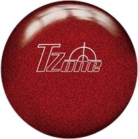 Brunswick TZone Candy Apple Red Bowling Balls