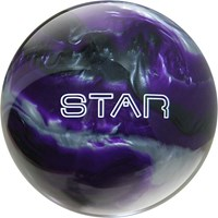 Elite Star Purple/Black/Silver Bowling Balls