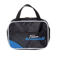 Brunswick Team Brunswick Accessory Bag Black/Cobalt Bowling Bags