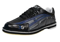 3G Mens Tour Ultra Blue/Black/Metallic Right Hand Bowling Shoes