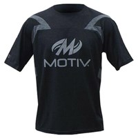 Motiv Mens Launch Jersey Charcoal/Grey