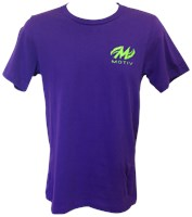 Motiv Mens Pride T-Shirt Purple/Green