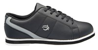 BSI Mens #752 Black/Grey Bowling Shoes