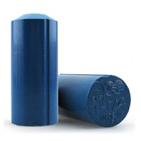 "VISE ""Easy"" 100% Urethane Thumb Slug Blue"