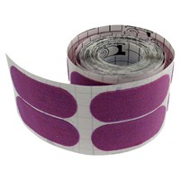 "Turbo 1""  100 Pre-Cut Fitting Tape Purple"