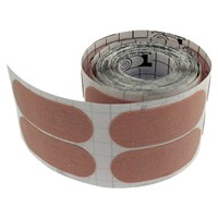 "Turbo 1""  100 Pre-Cut Fitting Tape Beige"