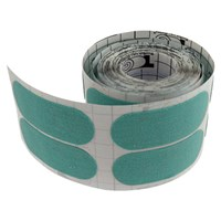 "Turbo 1""  100 Pre-Cut Fitting Tape Mint"