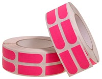 "Turbo Grip Strips 3/4"" Pink Tape 500/Roll"