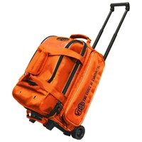 Vise 2 Ball Economy Roller Orange Bowling Bags