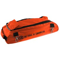 Vise 3 Ball Add-On Shoe Bag-Orange Bowling Bags