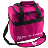 VISE Single Tote Pink Bowling Bags
