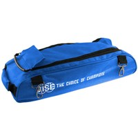 Vise 3 Ball Add-On Shoe Bag-Blue Bowling Bags