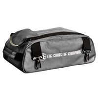 Vise 2 Ball Add-On Shoe Bag-Grey Bowling Bags