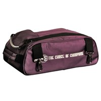 Vise 2 Ball Add-On Shoe Bag-Purple Bowling Bags