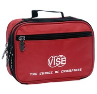 Vise Accessory Bag Red Bowling Bags