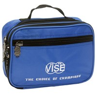 Vise Accessory Bag Blue Bowling Bags