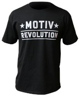Motiv Mens Revolution T-Shirt
