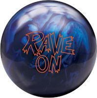 Radical Rave On Bowling Balls