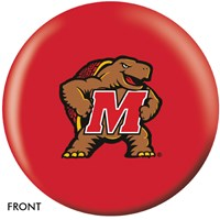 OnTheBallBowling University of Maryland Terps Bowling Balls