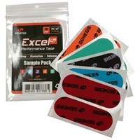Genesis Excel Performance Tape Sample Pack