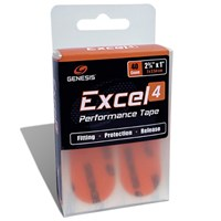 Genesis Excel 4 Performance Tape Orange