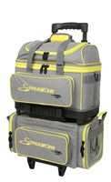 Storm Streamline 4 Ball Roller Grey/Black/Yellow Bowling Bags