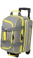 Storm Streamline 2 Ball Roller Grey/Black/Yellow Bowling Bags