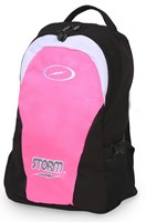 Storm Backpack Pink/Black Bowling Bags