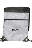 Storm String Backpack Grey Bowling Bags