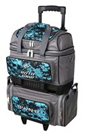 Roto Grip 4 Ball Roller Grey/Blue Camo Bowling Bags