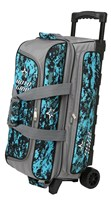 Roto Grip 3 Ball Roller Grey/Blue Camo Bowling Bags