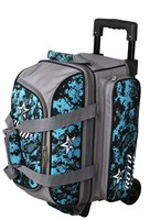 Roto Grip 2 Ball Roller Grey/Blue Camo Bowling Bags