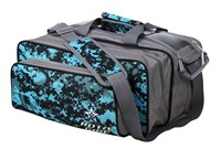 Roto Grip 2 Ball Tote Plus Grey/Blue Camo Bowling Bags