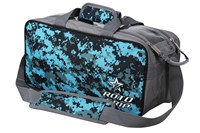 Roto Grip 2 Ball Tote Grey/Blue Camo Bowling Bags