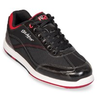 KR Strikeforce Mens Titan Black/Salsa Bowling Shoes