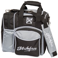 KR Flexx Single Tote Silver Bowling Bags