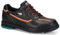 Storm Mens SP3 Black/Orange Wide Width Bowling Shoes